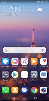 Huawei P20 Pro - E-mail - Handmatig instellen (gmail) - Stap 2