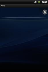 Sony Ericsson Xperia Mini Pro - Internet - configuration manuelle - Étape 12
