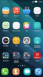 Huawei Y5 - E-mail - configurazione manuale - Fase 3