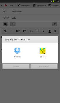 Samsung T211 Galaxy Tab 3 7-0 - E-Mail - E-Mail versenden - Schritt 12