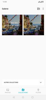 OnePlus 7 - Photos, vidéos, musique - Envoyer une photo via Bluetooth - Étape 6