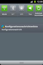 Samsung Galaxy Ace - Internet - Automatische Konfiguration - 6 / 11