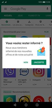 Huawei P20 - Android Pie - Applications - Comment vérifier les mises à jour des applications - Étape 3