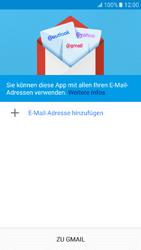 Samsung Galaxy A3 (2017) - E-Mail - Konto einrichten (gmail) - Schritt 7