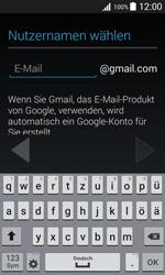 Samsung G388F Galaxy Xcover 3 - Apps - Konto anlegen und einrichten - Schritt 8