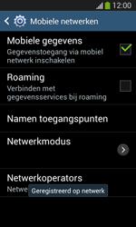 Samsung I8200N Galaxy S III Mini VE - Buitenland - Bellen, sms en internet - Stap 11