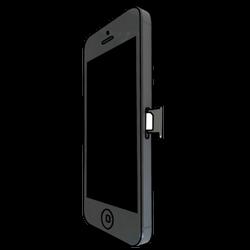 Apple iPhone 5 mit iOS 7 - SIM-Karte - Einlegen - Schritt 3