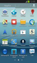 Samsung I8730 Galaxy Express - Internet - Configuration manuelle - Étape 3