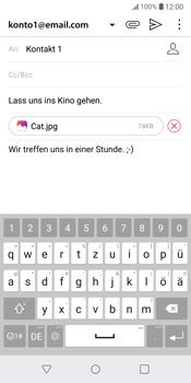 LG G6 - E-Mail - E-Mail versenden - 18 / 20