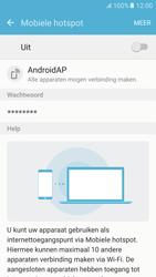 Samsung Galaxy S6 - Android M - WiFi - Mobiele hotspot instellen - Stap 10