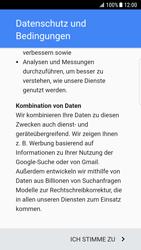 Samsung Galaxy S7 Edge - Android N - Apps - Einrichten des App Stores - Schritt 15
