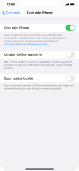 Apple iPhone XS Max - iOS 13 - Toestel - Activeer