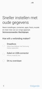 Samsung galaxy-s10-plus-dual-sim-sm-g975f - Instellingen aanpassen - Nieuw toestel instellen - Stap 7