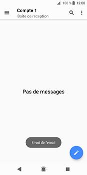Sony Xperia XZ2 - E-mails - Envoyer un e-mail - Étape 15