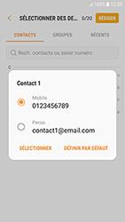 Samsung Galaxy J3 (2017) - Contact, Appels, SMS/MMS - Envoyer un MMS - Étape 6