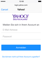 Apple iPhone 5s - E-Mail - Konto einrichten (yahoo) - 2 / 2