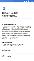 Nokia 3 - Android Oreo - Device - Software update - Step 7