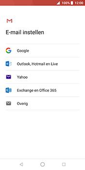 ZTE Blade V9 - E-mail - Handmatig instellen (gmail) - Stap 7