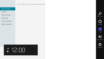 Asus VivoTab Smart LTE - E-mail - Configuration manuelle - Étape 7