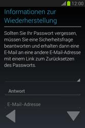 Samsung Galaxy Fame Lite - Apps - Einrichten des App Stores - Schritt 17