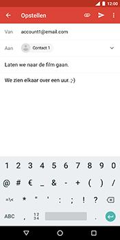 Nokia 7 Plus - E-mail - hoe te versturen - Stap 9