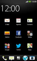 HTC Desire 500 - E-mail - Configuration manuelle - Étape 3