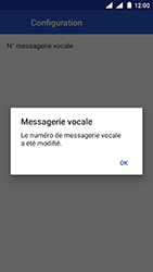 Nokia 3 - Android Oreo - Messagerie vocale - Configuration manuelle - Étape 12