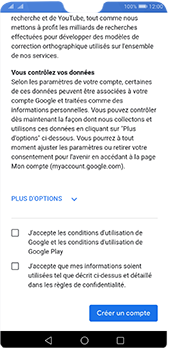 Huawei P20 Pro - Android Pie - Applications - Configuration de votre store d