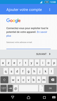 Sony Xperia Z5 Premium (E6853) - E-mail - Configuration manuelle (gmail) - Étape 11