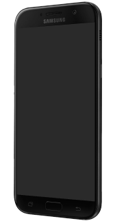 Samsung Galaxy A5 (2017) - Android Nougat - Téléphone mobile - Comment effectuer une réinitialisation logicielle - Étape 2