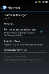 Sony Xperia E - Internet - Apn-Einstellungen - 22 / 26