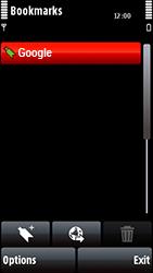 Nokia 5800 Xpress Music - Internet - Internet browsing - Step 8