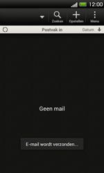 HTC T320e One V - E-mail - E-mails verzenden - Stap 15