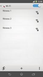 Sony Xperia Z1 - WiFi - Configuration du WiFi - Étape 6