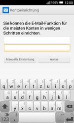 Alcatel OT-5050X Pop S3 - E-Mail - Konto einrichten - Schritt 8