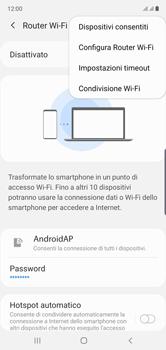 Samsung Galaxy Note 10 - WiFi - Come attivare l