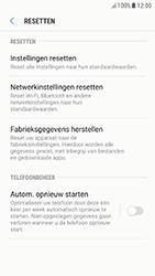 Samsung Galaxy A3 (2017) - Android Nougat - Resetten - Fabrieksinstellingen terugzetten - Stap 6