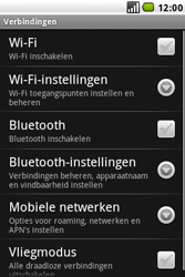 LG GW620 - bluetooth - headset, carkit verbinding - stap 5
