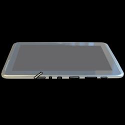 Samsung N8000 Galaxy Note 10-1 - SIM-Karte - Einlegen - Schritt 3