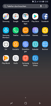 Samsung Galaxy A8 Plus (2018) - Ausland - Im Ausland surfen – Datenroaming - 5 / 11