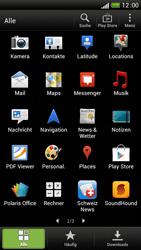 HTC One S - E-Mail - Manuelle Konfiguration - Schritt 4