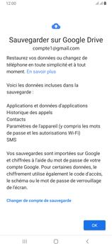 Samsung Galaxy A80 - Aller plus loin - Gérer vos données depuis le portable - Étape 13