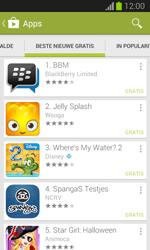 Samsung S7390 Galaxy Trend Lite - Applicaties - Download apps - Stap 12