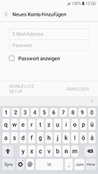 Samsung Galaxy A5 (2017) - E-Mail - Konto einrichten - Schritt 6
