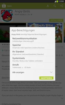 Samsung Galaxy Note 8-0 - Apps - Herunterladen - 17 / 20