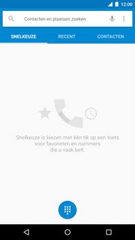 Motorola Nexus 6 - Voicemail - handmatig instellen - Stap 4