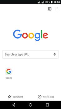 Acer Liquid Zest 4G Plus DualSim - Internet - Internet browsing - Step 16
