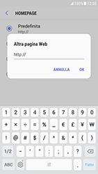Samsung Galaxy S6 - Android Nougat - Internet e roaming dati - Configurazione manuale - Fase 26