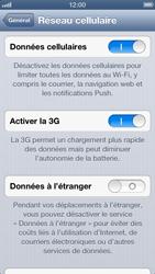 Apple iPhone 5 - MMS - configuration manuelle - Étape 6