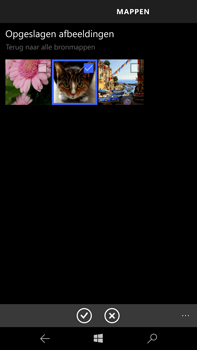 Microsoft Lumia 950 XL - MMS - afbeeldingen verzenden - Stap 14
